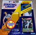 1991 - Kenner - Starting Lineup - Extended Series - MLB - Todd Van Poppel #59 - Oakland Athletics - w/ 11x14 Special Series Poster & Trading Card - Limited Edition - Collectible