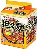 サッポロ一番 担々麺 3個P×3個