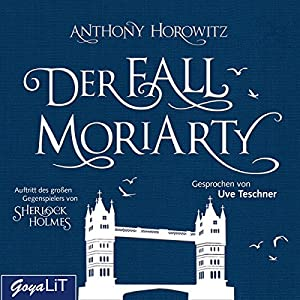Der Fall Moriarty Hörbuch