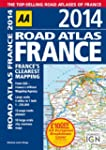AA Road Atlas France 2014 (Internatio...