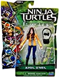 PLAYMATES 2014 MEGAN FOX NINJA TURTLES APRIL O'NEIL ACTION FIGURE, TMNT APRIL ONEIL FIGURE
