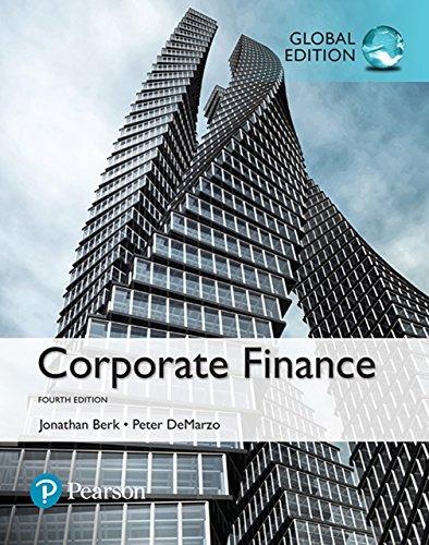 corp finance