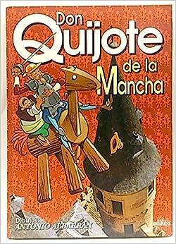EL LIBRO DE DON QUIJOTE PARA NINOS: CERVANTES MIGUEL DE: 9788477737322