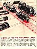 Lionel Train and Motor Racing Catalog. (mid 1960's)