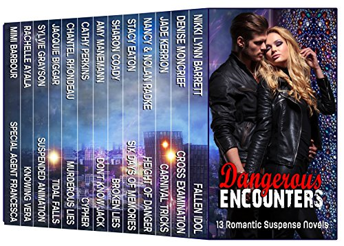 Dangerous Encounters: Thirteen Romantic Suspense Novels