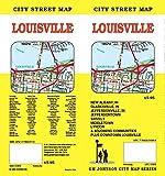 Louisville KY Street Map