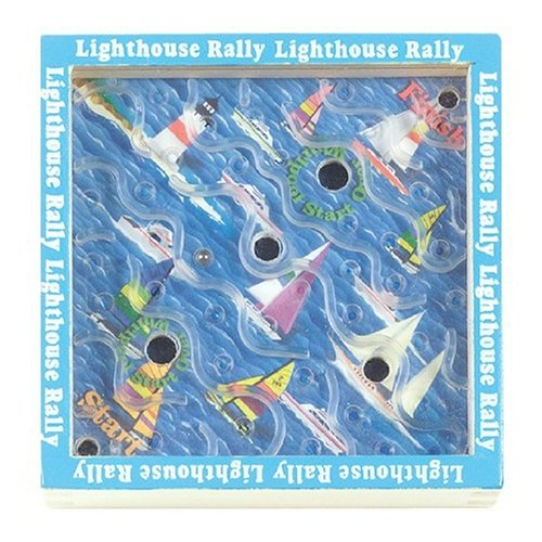 Lighthouse Rally Pocket Maze - 1