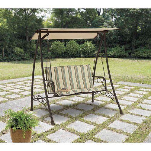 Swing And Glider Set
