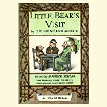 Little Bear's Visit (       UNABRIDGED) by Else Holmelumd Minarik Narrated by Owen Jordan