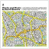 Words And Music By Saint Etienne [VINYL] Saint Etienne