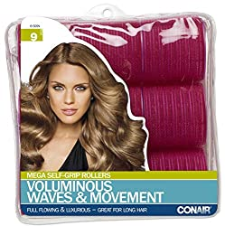Conair Mega Self Holding Rollers 9 Count