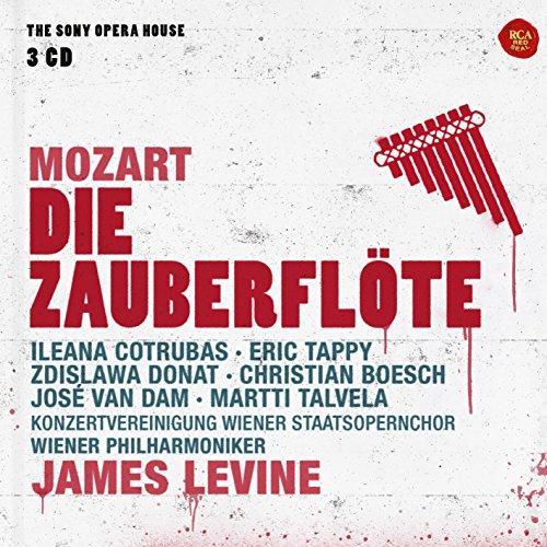 Mozart:Flauto Magico (Sony Opera House) [3 CD]