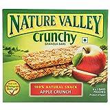 #4: Nature Valley Crunchy Granola Bars, Apple Crunch, 252g