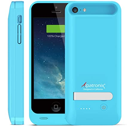 Alpatronix BX120plus Apple MFi Certified Extended Protective Battery