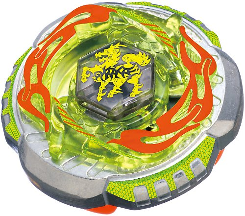 Takaratomy Beyblades Japanese Metal Fusion R145WB Booster Rock Giraffe Battle Top