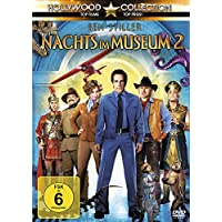 Nachts im Museum 2 (inkl. DVD mit Digital Copy)