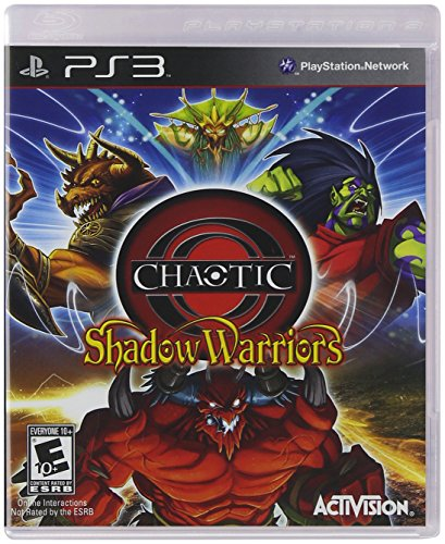 Chaotic: Shadow Warriors - Playstation 3 - 1