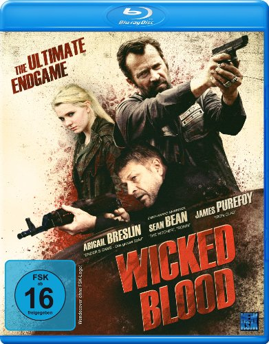 Wicked Blood [Blu-ray]