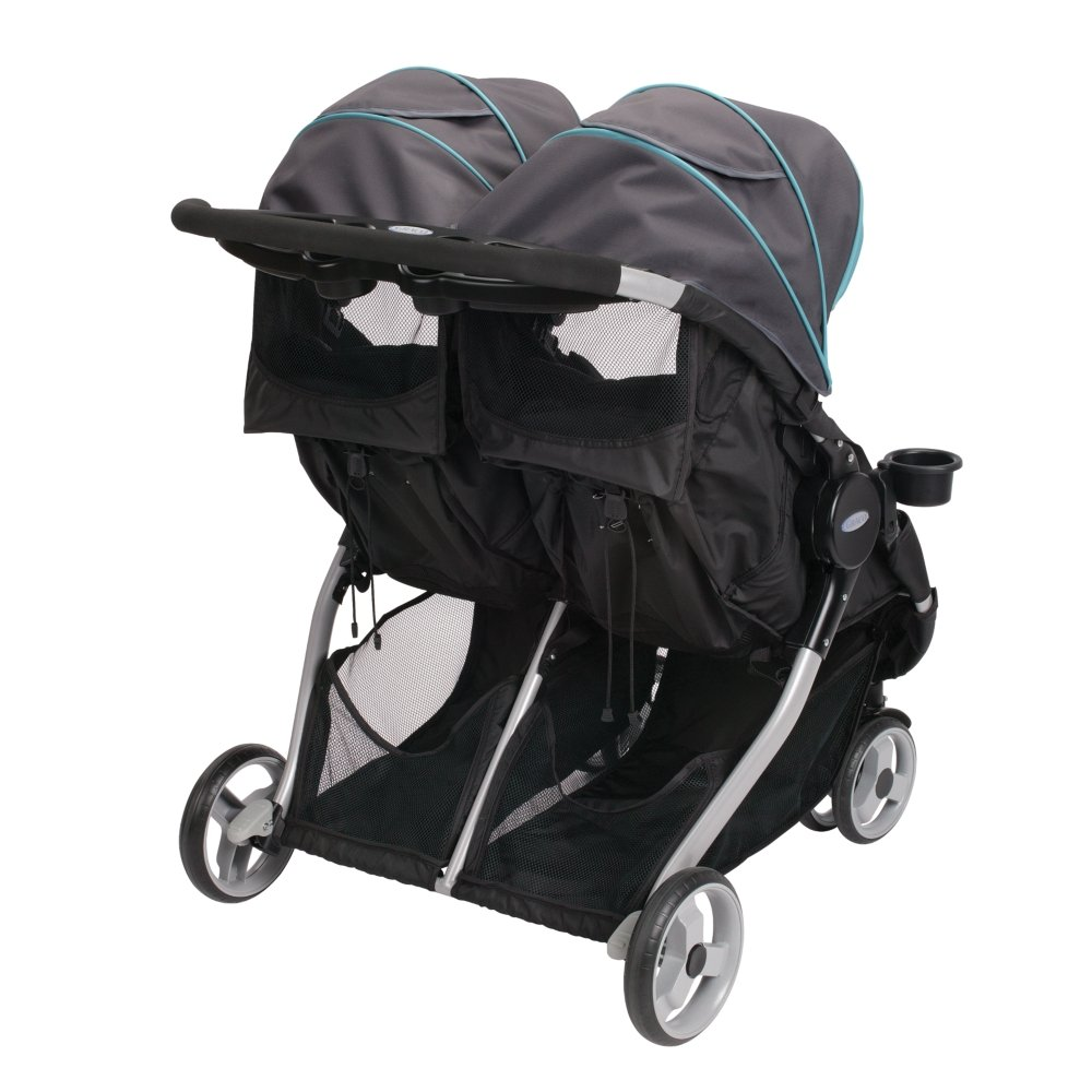 FastAction Fold Duo LX Click Connect Stroller (Fern)