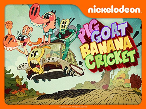 Pig Goat Banana Cricket Season 1