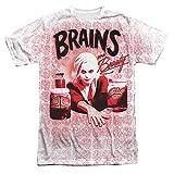 Sublimation: Brains iZombie T-Shirt