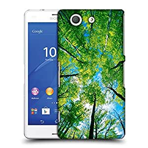 Snoogg Blossom Trees Designer Protective Phone Back Case Cover For SONY XPERIA Z3 COMPACT