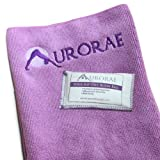 "Aurorae Yoga Slip Free Value Package (Yoga Slip Free Rosin Bag with Sport Micro-Fiber 30""x20""Towel) Stop Slipping on your Yoga Mat. ~ Aurorae"