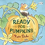 Kate Duke Ready for Pumpkins