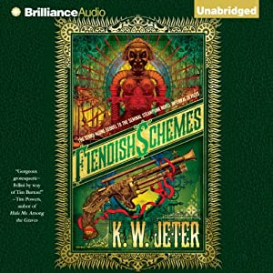 Fiendish Schemes Audiobook