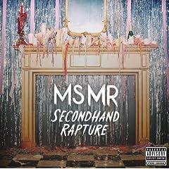 Secondhand Rapture [Explicit] (Amazon Exclusive Version)