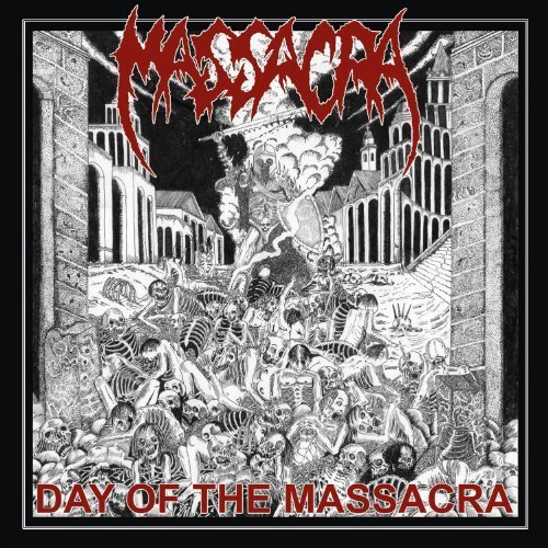 Demo Years by Massacra (2012-10-30)