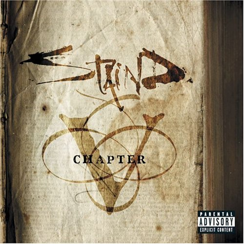 Staind - Chapter V (Limited Edition) CD1 - Zortam Music
