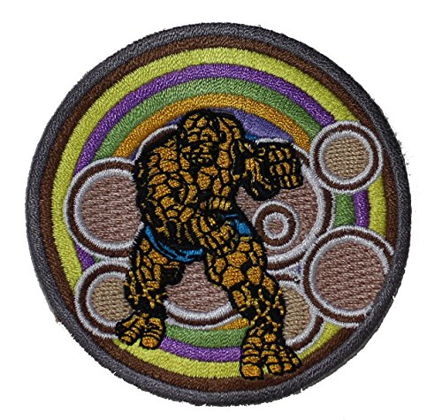 Application Marvel Comics (Retro) Thing Circles Patch