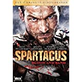 Spartacus - Sangue E Sabbia - Stagione 01 (5 Dvd)di Manu Bennett