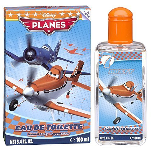 DISNEY Planes Eau de Toilette Spray for Kids, 3.4 Fluid Ounce by Disney