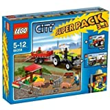 LEGO ® LEGO 66358 City Super Pack Farm