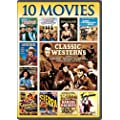 Classic Westerns: 10 Movie Collection [DVD] [Region 1] [US Import] [NTSC]