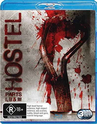 Hostel Trilogy (Part I/Part II/Part III) (Hostel Ii compare prices)