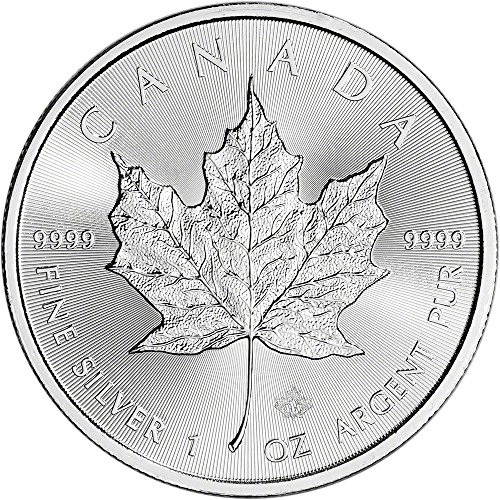 2017 Canada Silver Maple Leaf