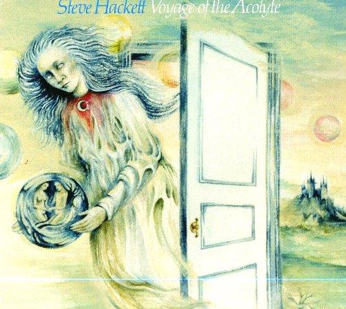 CD : Steve Hackett - Voyage of the Acolyte (Bonus Tracks, Remastered)