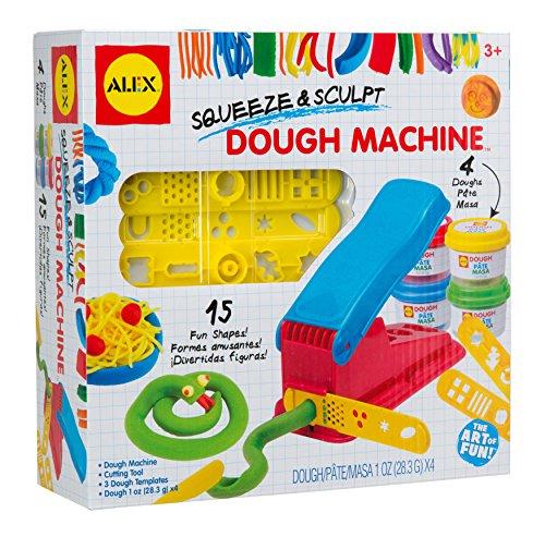 ALEX Toys Artist Studio Squeeze and Sculpt Dough Machine (Alex Dough Tools compare prices)