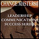 Leader/Manager/Coach (       UNABRIDGED) by Change Masters Leadership Communications Success Series Narrated by Carol Ann Keers