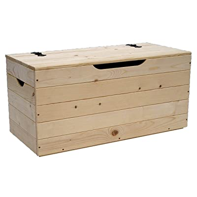 Wooden Chest or Toy Box