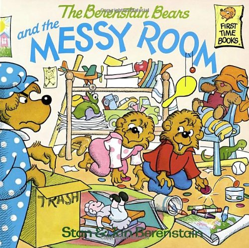 The Berenstain Bears and the Messy Room JungleDealsBlog.com