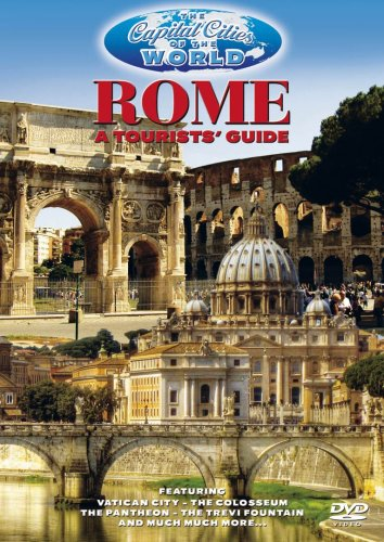 The Capital Cities Of The World - Rome A Tourists' Guide [DVD]