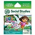 LeapFrog Explorer Game: Dora the Explorer Dora's Worldwide Rescue