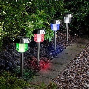 Outside garden lights uk