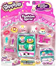 Shopkins S3 Fashion Spree Themed Pack Cool N Casual