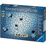 Ravensburger Krypt Blank Puzzle Challenge, Silver