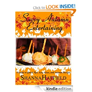 Savvy Autumn Entertaining (Savvy Entertaining)